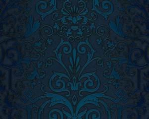 Tapete Petrol Muster : vliestapete versace home barock blau t rkis 93545 4 in 2019 einrichtung tapeten blaue ~ Eleganceandgraceweddings.com Haus und Dekorationen