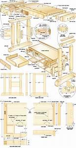 Craftsmans workbench woodworking plans - WoodShop Plans