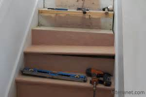 hardwood stairs installation how to install hardwood on stairs after carpet interunet