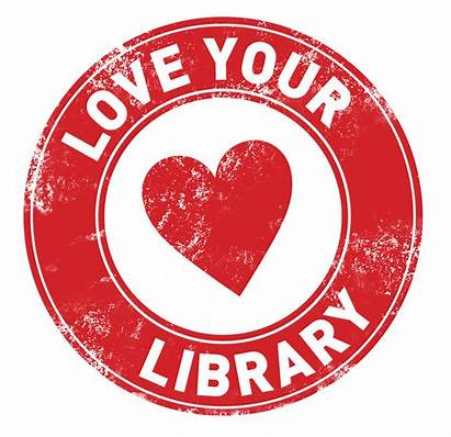 Library Month Lovers Display Lover National February