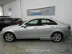 Mercedes Classe C 2009 : 2009 mercedes benz classe c 220 cdi avantgarde be car photo and specs ~ Melissatoandfro.com Idées de Décoration