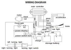 Best Scooter Wiring Diagram Images Chinese Scooters