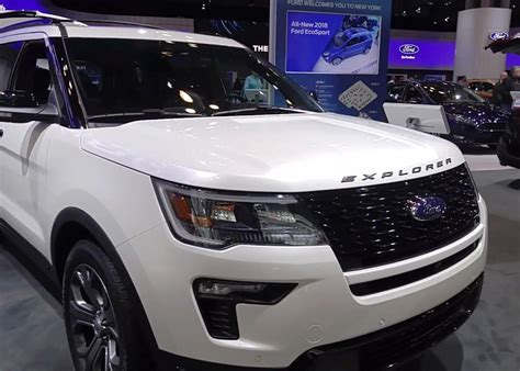 ford explorer hybrid engine specs  rated suv