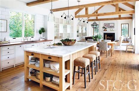 Modern Farmhouse Kitchens-house Of Hargrove