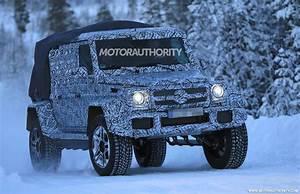 2018 Mercedes-AMG G63 4x4² pickup spy shots