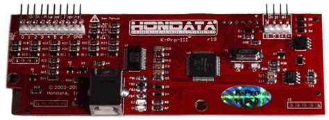Hondata K-pro V.3