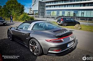 Porsche 911 Targa Gts : porsche 911 targa 4 gts gets gt3 rs conversion in germany autoevolution ~ Maxctalentgroup.com Avis de Voitures