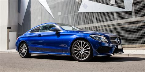 Mercedes C Klasse Coupe by 2016 Mercedes C Class Coupe Review Caradvice