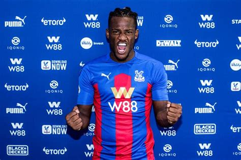 Crystal Palace team confirmed vs Bournemouth: Michy ...