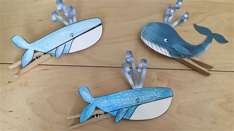 vbs craft day  jonah   fish youtube