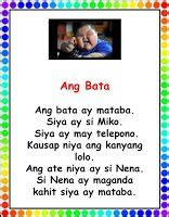 tagalog reading passages   images reading