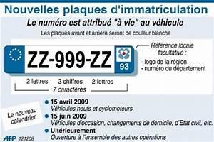 Numero Immatriculation Véhicule : nouvelles plaques d 39 immatriculation page 5 auto titre ~ Medecine-chirurgie-esthetiques.com Avis de Voitures