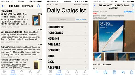 iphone craigslist best craigslist apps for iphone and how to buy and
