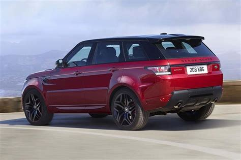 land rover car 2016 2016 land rover range rover sport new car review autotrader