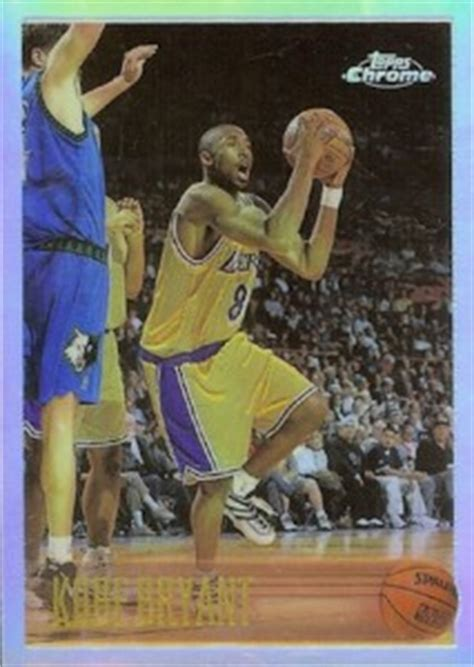 top kobe bryant cards   time rookies autographs relics