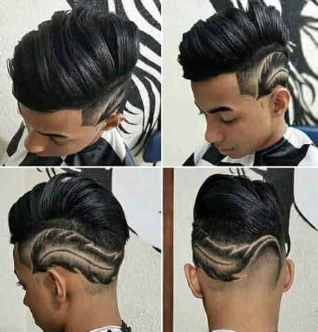 fryzury dla chlopcow wzorki