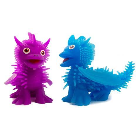 squish tactile toy dragon fidget toys  autism  adhd