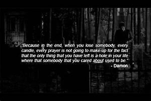 40 Exceptional Damon Salvatore Quotes