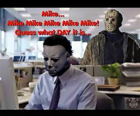Funny Friday The 13th Memes - feeling meme ish halloween movies movies galleries paste