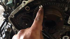 Nissan 3 5 Timing Chain Marks Setup And Mark Part2