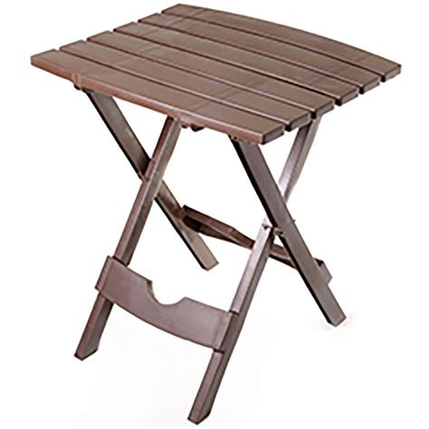 original quik fold table brown 8500 60 3735