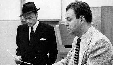 Frank Sinatra a 100 años de su natalicio en fotos