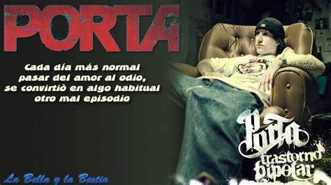 porta ft norykko la bella  la bestia  letra youtube