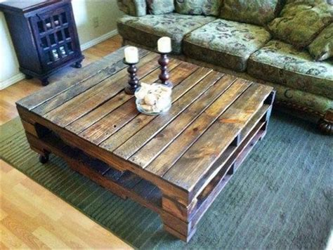 Easy And Inexpensive Pallet Furniture Designs