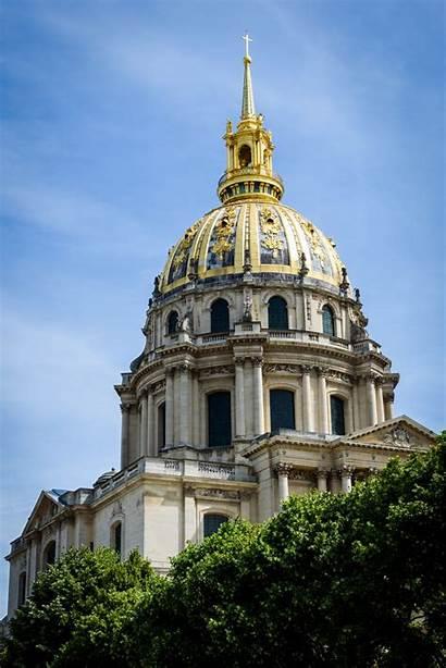 Monument Napoleon Parijs Museum Frankrijk Gebouw Paleis