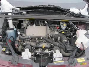 2006 Pontiac Montana Sv6 Awd Engine Photos