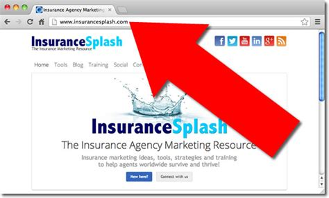 How to Choose a Domain Name for Your Insurance Agency Website