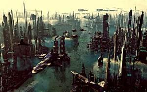 Future Cityscape by jrmalone on DeviantArt