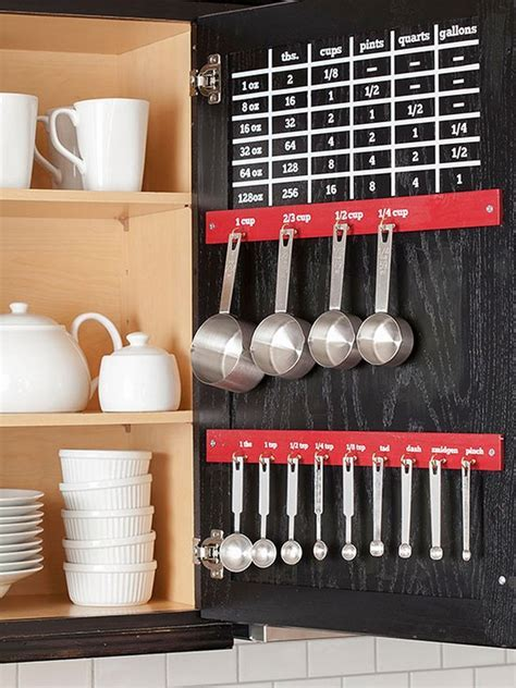 18 Dollar Store Kitchen Organization Hacks You Can Pull