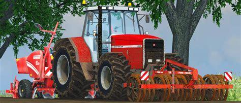 massey ferguson 8140 v 1 traktoren