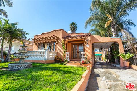 santa monica homes for sale