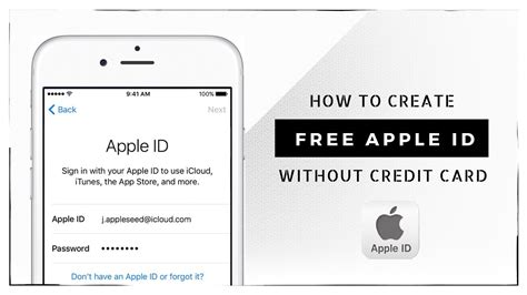 How To Create Apple Id Without Credit Card 2017 Create