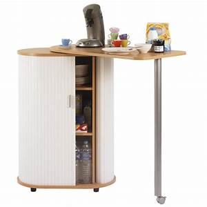 Table Bar Avec Rangement : petite cuisine 30 accessoires et meubles pour un espace r duit table bar pivotante avec ~ Teatrodelosmanantiales.com Idées de Décoration