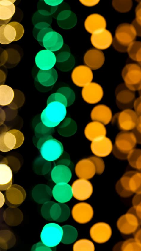 wallpaper colorful lights blurred lights bokeh