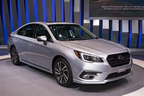 2020 Subaru Liberty by 2018 Subaru Legacy Breaks Cover At 2017 Chicago Auto Show