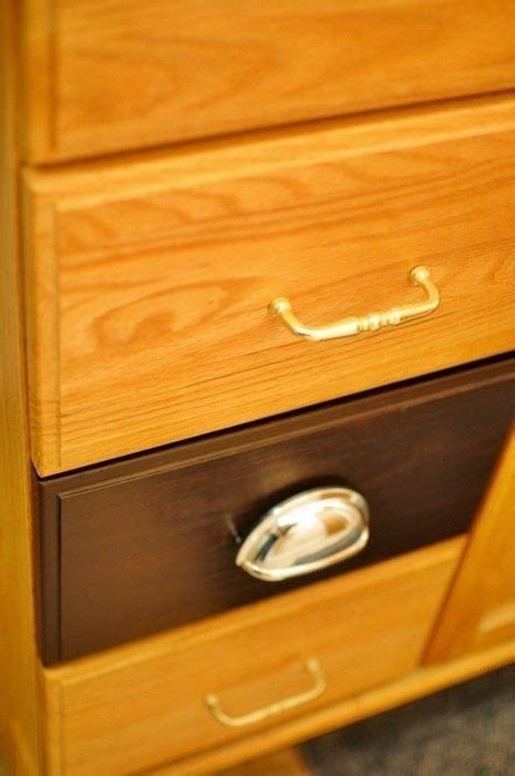 re do honey oak wooden or laminate cabinets or furniture