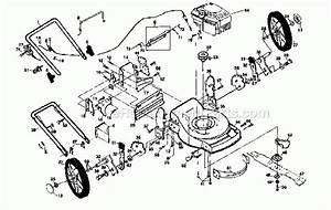 Craftsman Lawn Mower Parts Diagram