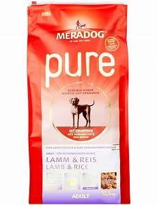 Hundefutter Mera Dog : meradog pure adult lamm reis hundetrockenfutter mera ~ A.2002-acura-tl-radio.info Haus und Dekorationen