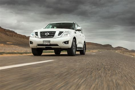 nissan patrol ti suv redesign release date specs