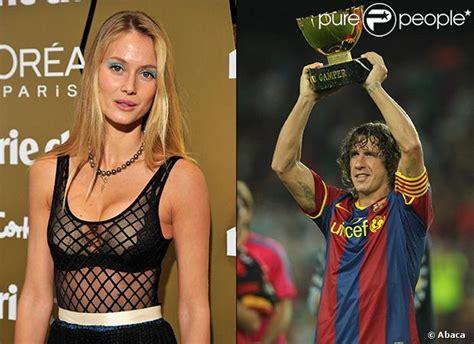 As namoradas mais lindas dos craques do barcelona... Bruna ...