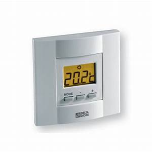 Chauffage Clim Reversible Consommation : thermostat d 39 ambiance filaire tybox 51 pour chauffage ou ~ Premium-room.com Idées de Décoration