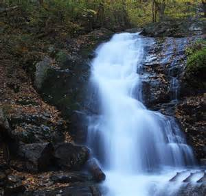 Blue Ridge Parkway Crabtree Falls Virginia