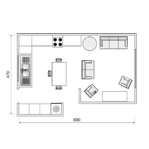 ilot cuisine conforama plan cuisine salon cuisine en image