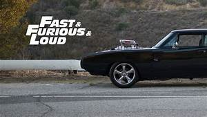 1970 Dodge Charger R  T - Fast  Furious And Loud