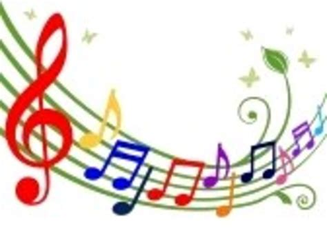 choeur de chambre de colorful musical notes free images at clker com vector