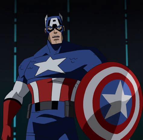 captain america  avengers earths mightiest heroes